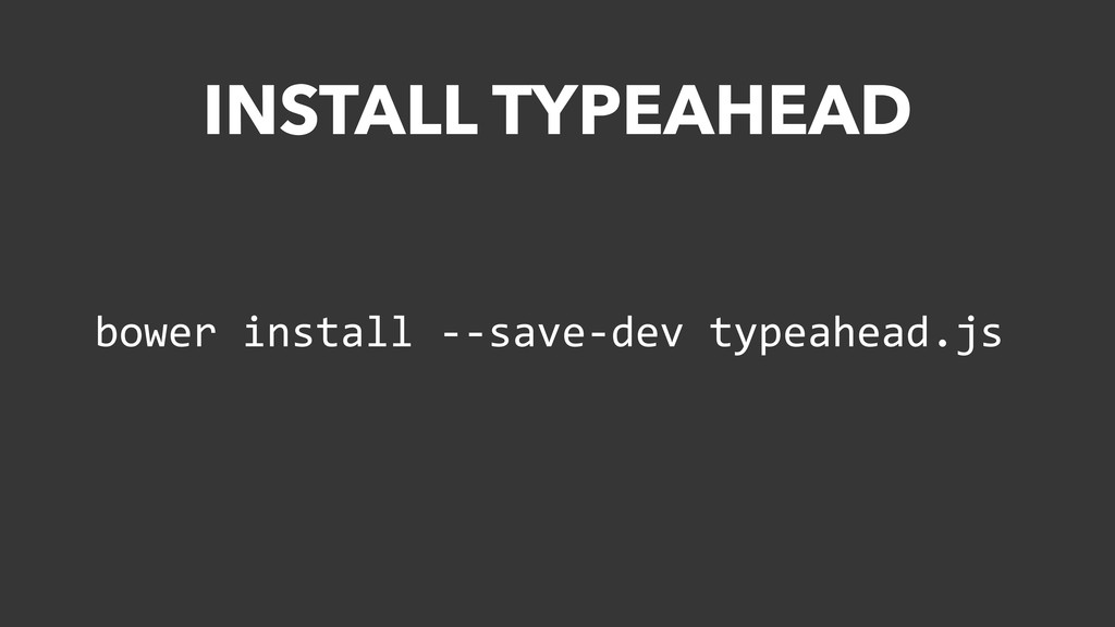 bower	
