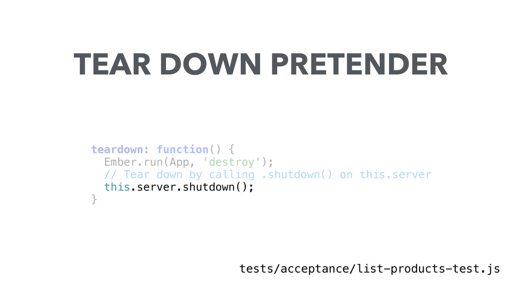 teardown: function() {