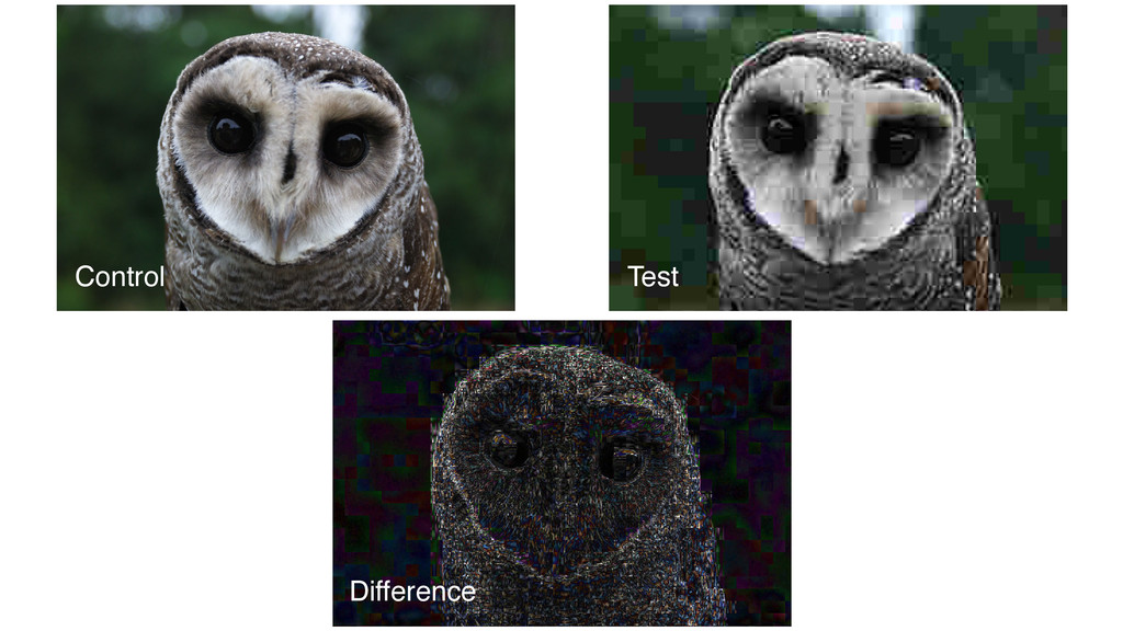 27 Control Test Difference