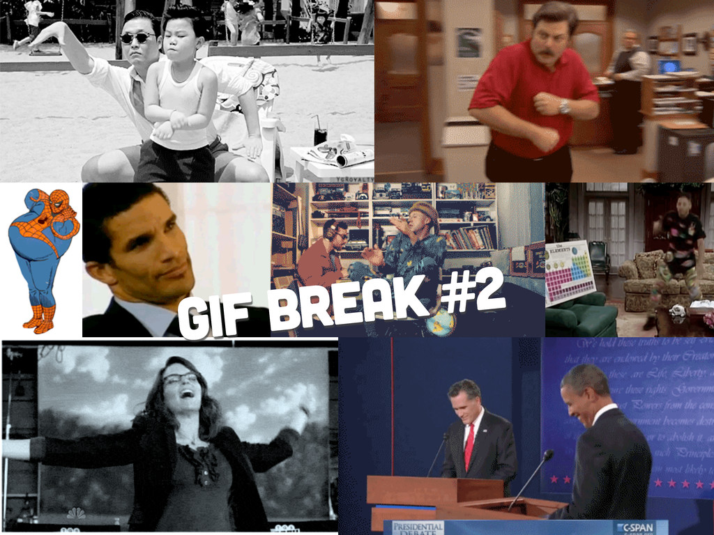 GIF BREAK #2
