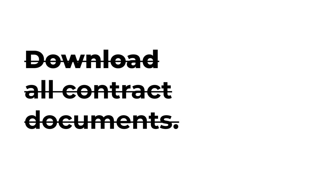 Download all contract documents.