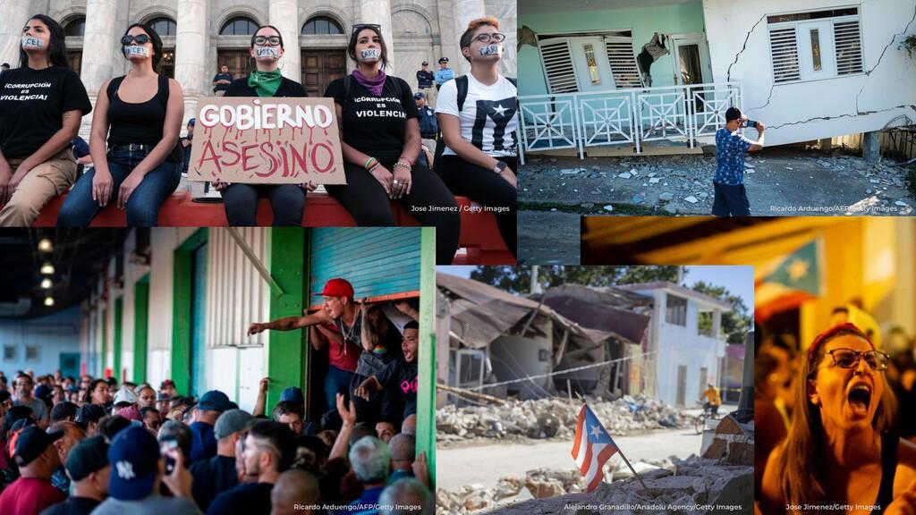 AP / iCARLOS GIUSTI Ricardo Arduengo/AFP/Getty ...