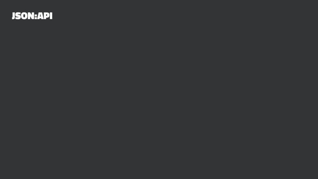 JSON:API