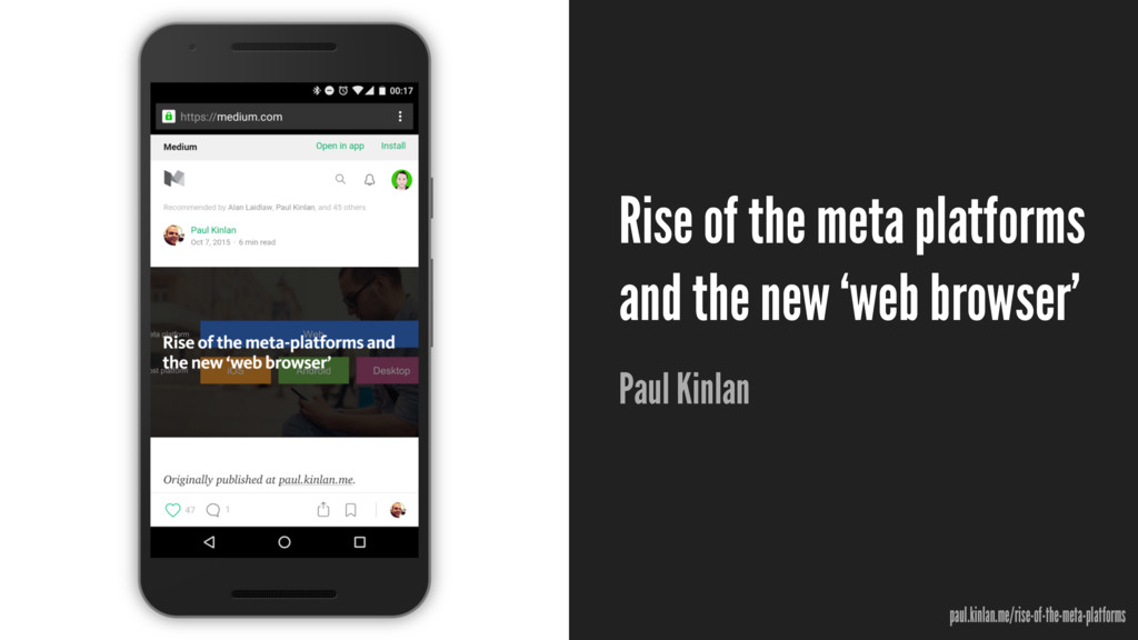 Rise of the meta platforms and the new 'web bro...