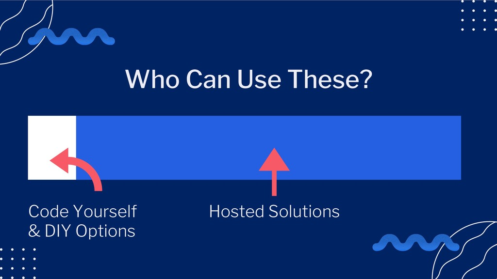 Code Yourself & DIY Options Hosted Solutions Wh...