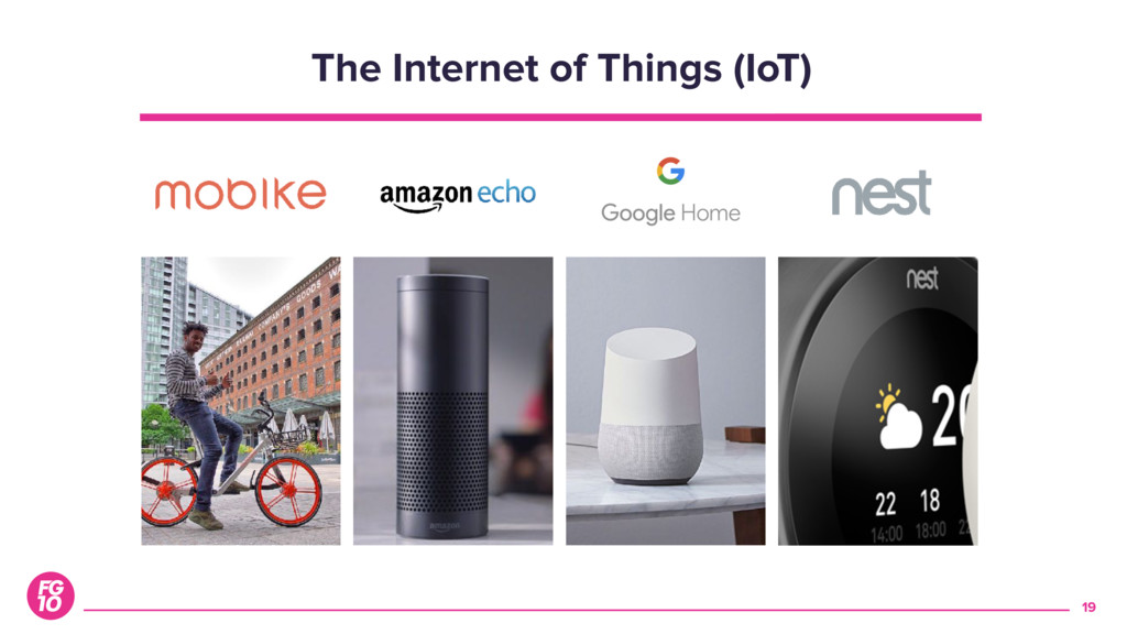 19 The Internet of Things (IoT)