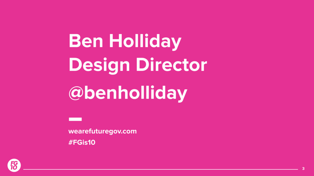 3 Ben Holliday