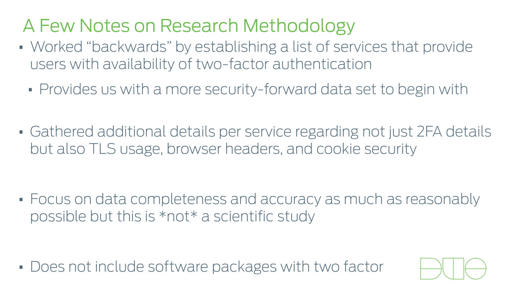 """A Few Notes on Research Methodology • Worked """"b..."""