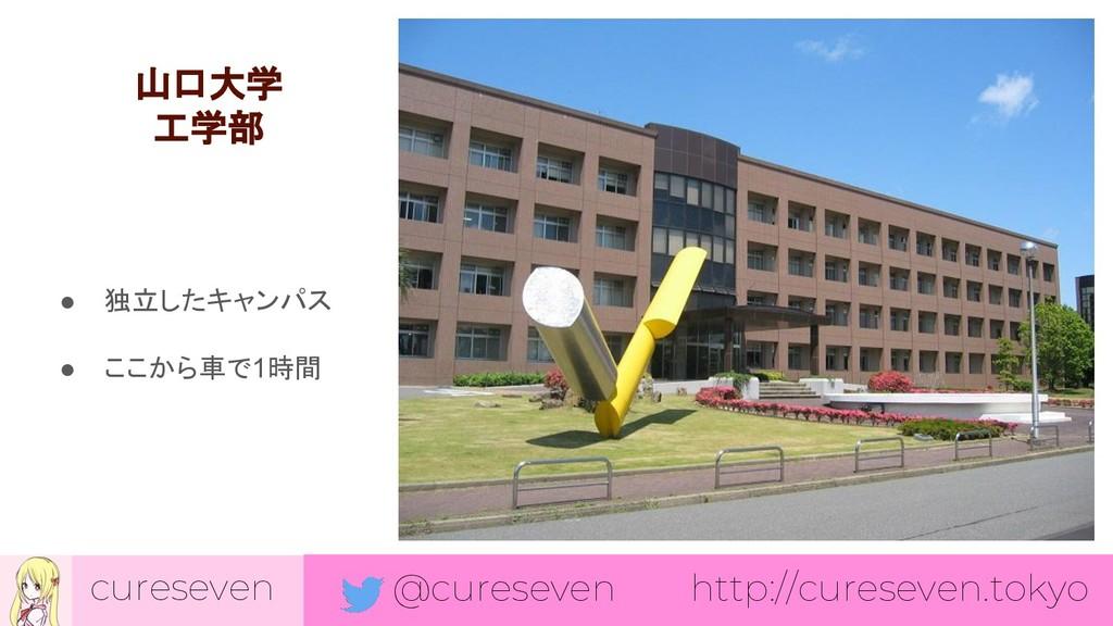 cureseven @cureseven http://cureseven.tokyo 山口大...