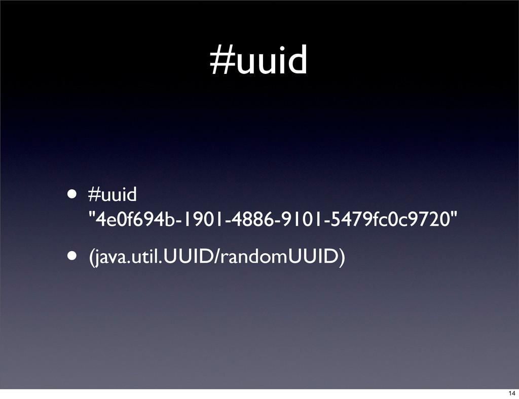 """#uuid • #uuid """"4e0f694b-1901-4886-9101-5479fc0c..."""