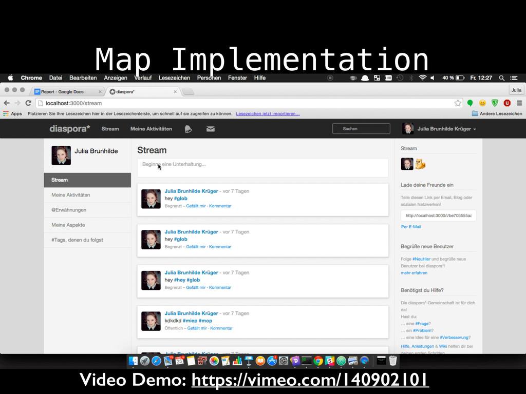 Video Demo: https://vimeo.com/140902101 Map Imp...