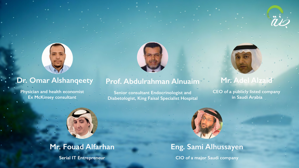 Dr. Omar Alshanqeety Physician and health econo...
