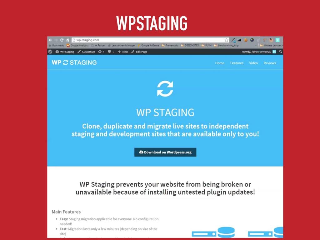 WPSTAGING