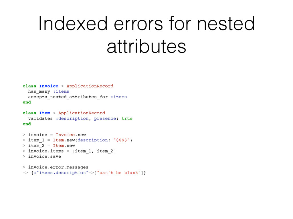 Indexed errors for nested attributes class Invo...