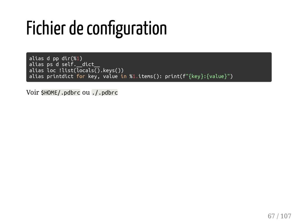 Fichier de con guration alias d pp dir(%1) alia...