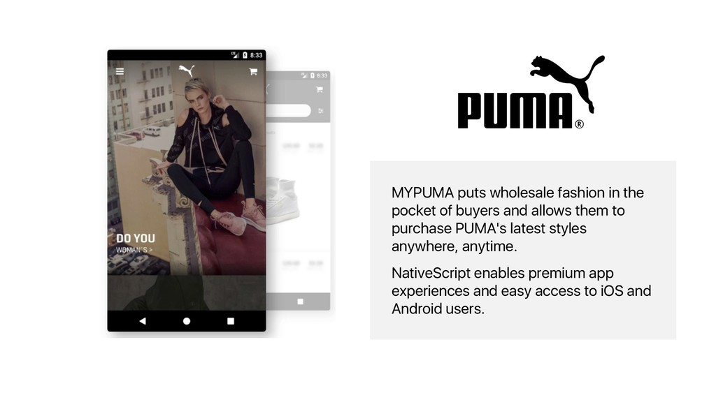 MYPUMA puts wholesale fashion in the pocket of ...