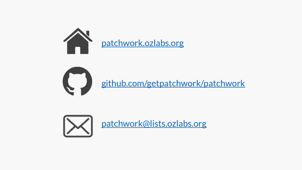 patchwork@lists.ozlabs.org github.com/getpatchw...