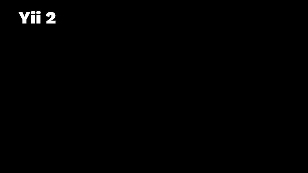 Yii 2