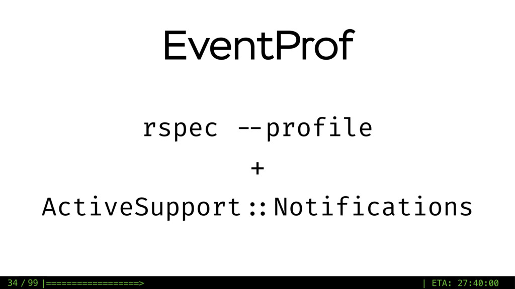 / 99 EventProf 34 rspec --profile + ActiveSuppo...