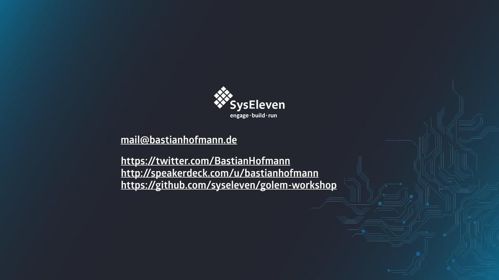 mail@bastianhofmann.de https:/ /twitter.com/Bas...