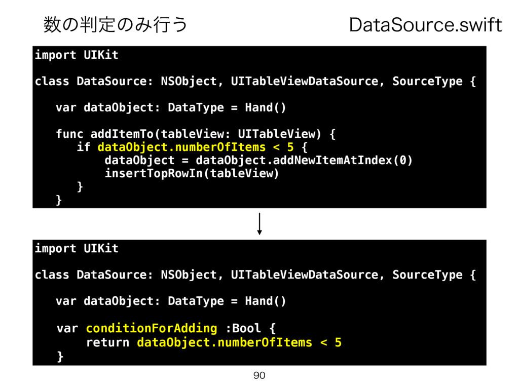 %BUB4PVSDFTXJGU ͷఆͷΈߦ͏  import UIKit class...