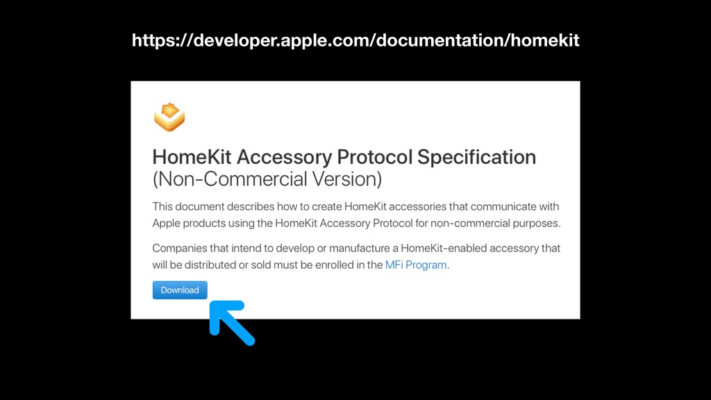 https://developer.apple.com/documentation/homek...