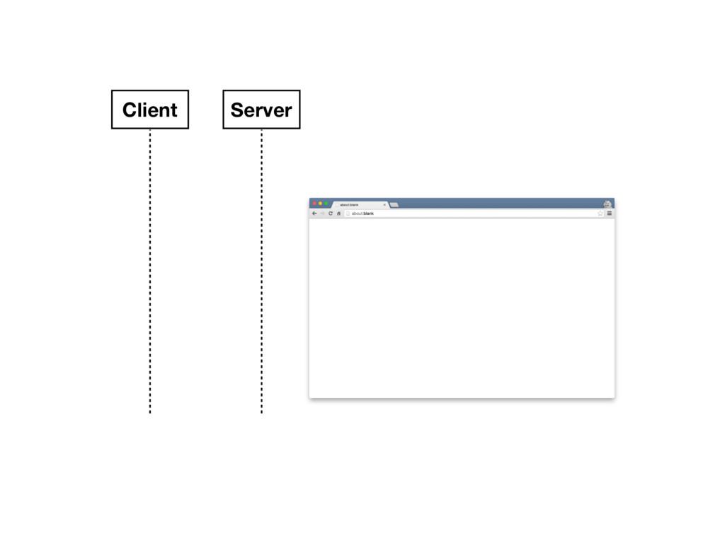 Client Server