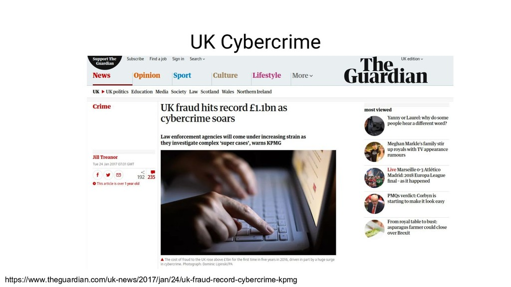 UK Cybercrime https://www.theguardian.com/uk-ne...