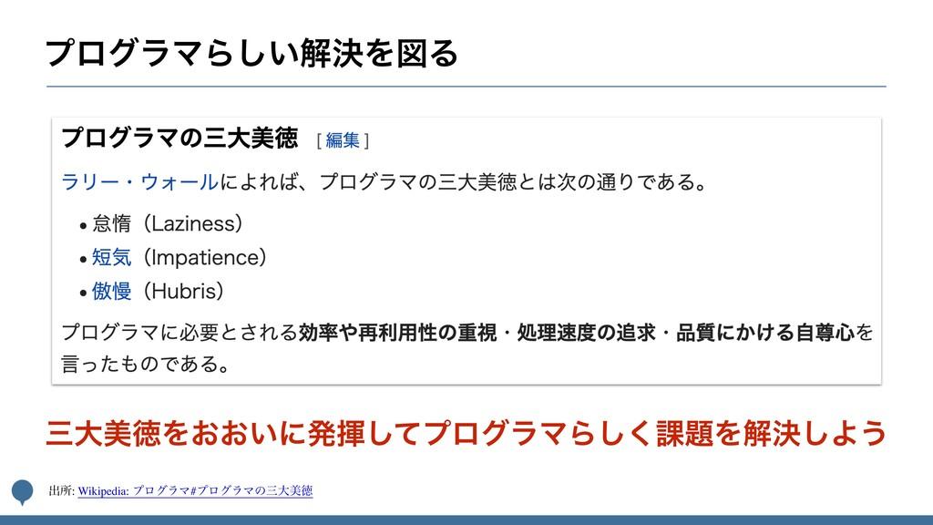 ϓϩάϥϚΒ͍͠ղܾΛਤΔ ग़ॴ: Wikipedia: ϓϩάϥϚ#ϓϩάϥϚͷେඒಙ ...