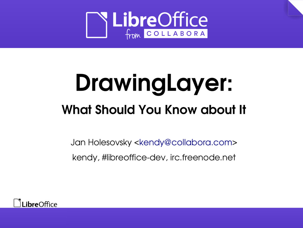 DrawingLayer: What Should You Know about It Jan...