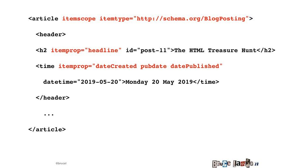 "@brucel <article itemscope itemtype=""http://sch..."