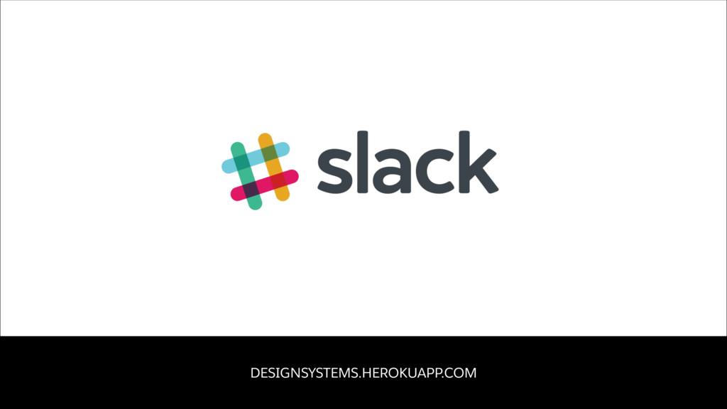 DESIGNSYSTEMS.HEROKUAPP.COM