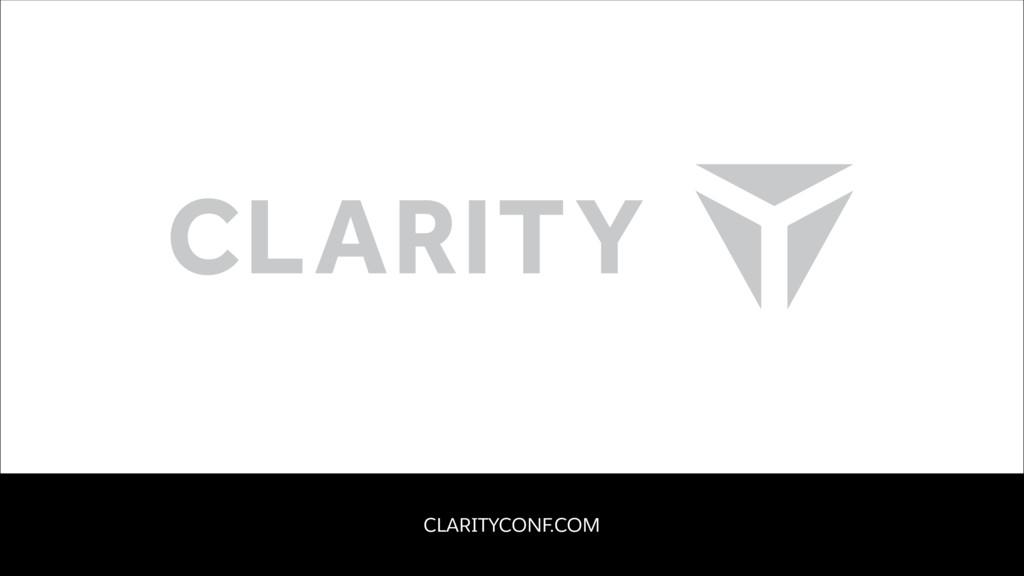CLARITYCONF.COM