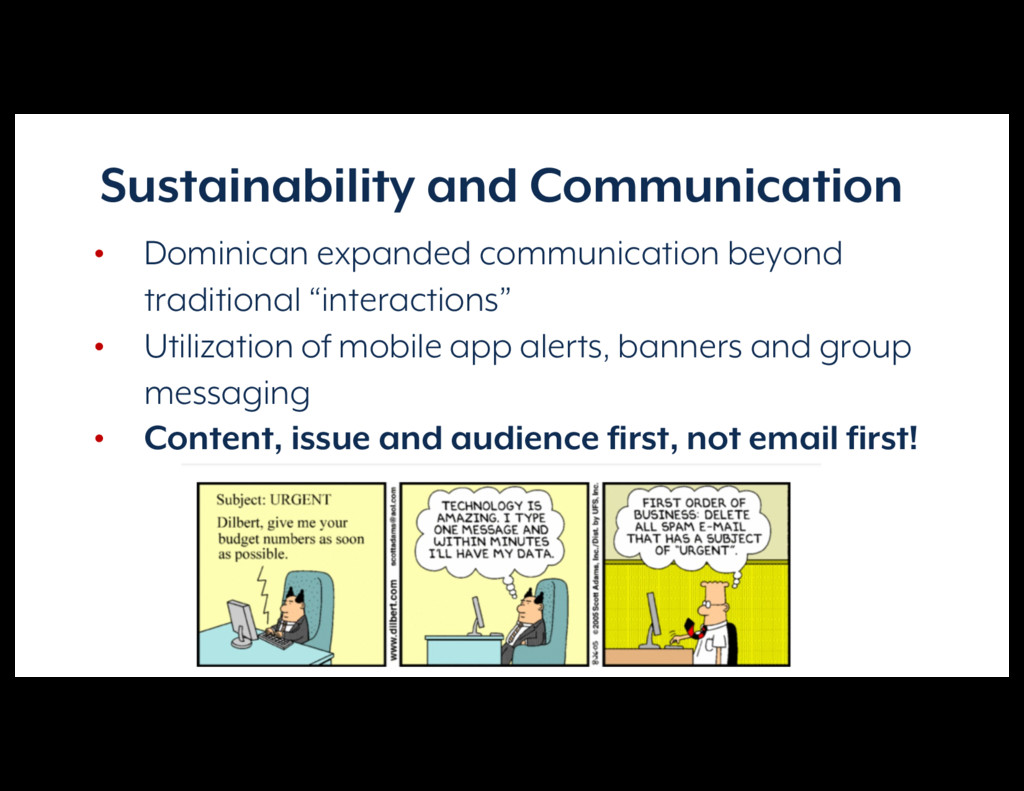 Reimagining Campus Communications Sustainabilit...