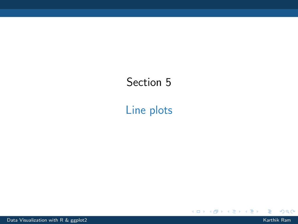 Section 5 Line plots Data Visualization with R ...
