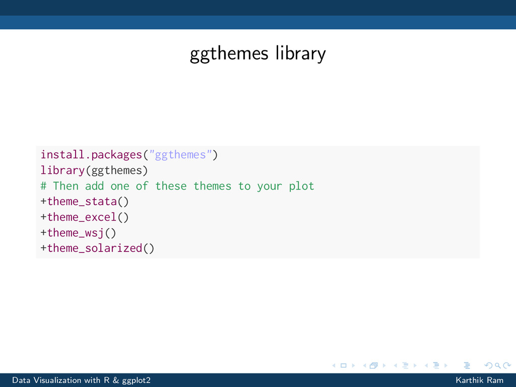 "ggthemes library install.packages(""ggthemes"") l..."