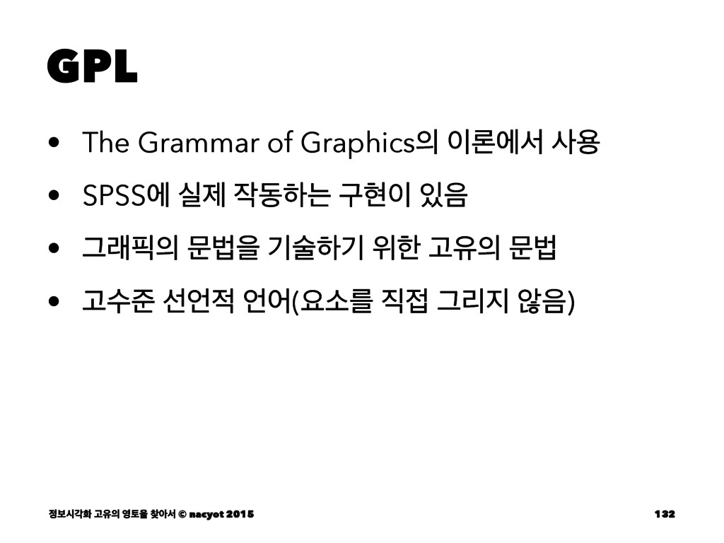 GPL • The Grammar of Graphics ۿীࢲ ਊ • SPSSী ...