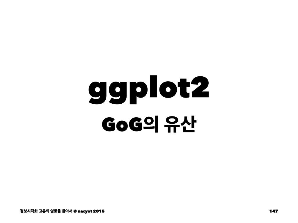 ggplot2 GoG ਬ ࠁदпച Ҋਬ షਸ ইࢲ © nacyot 2015...