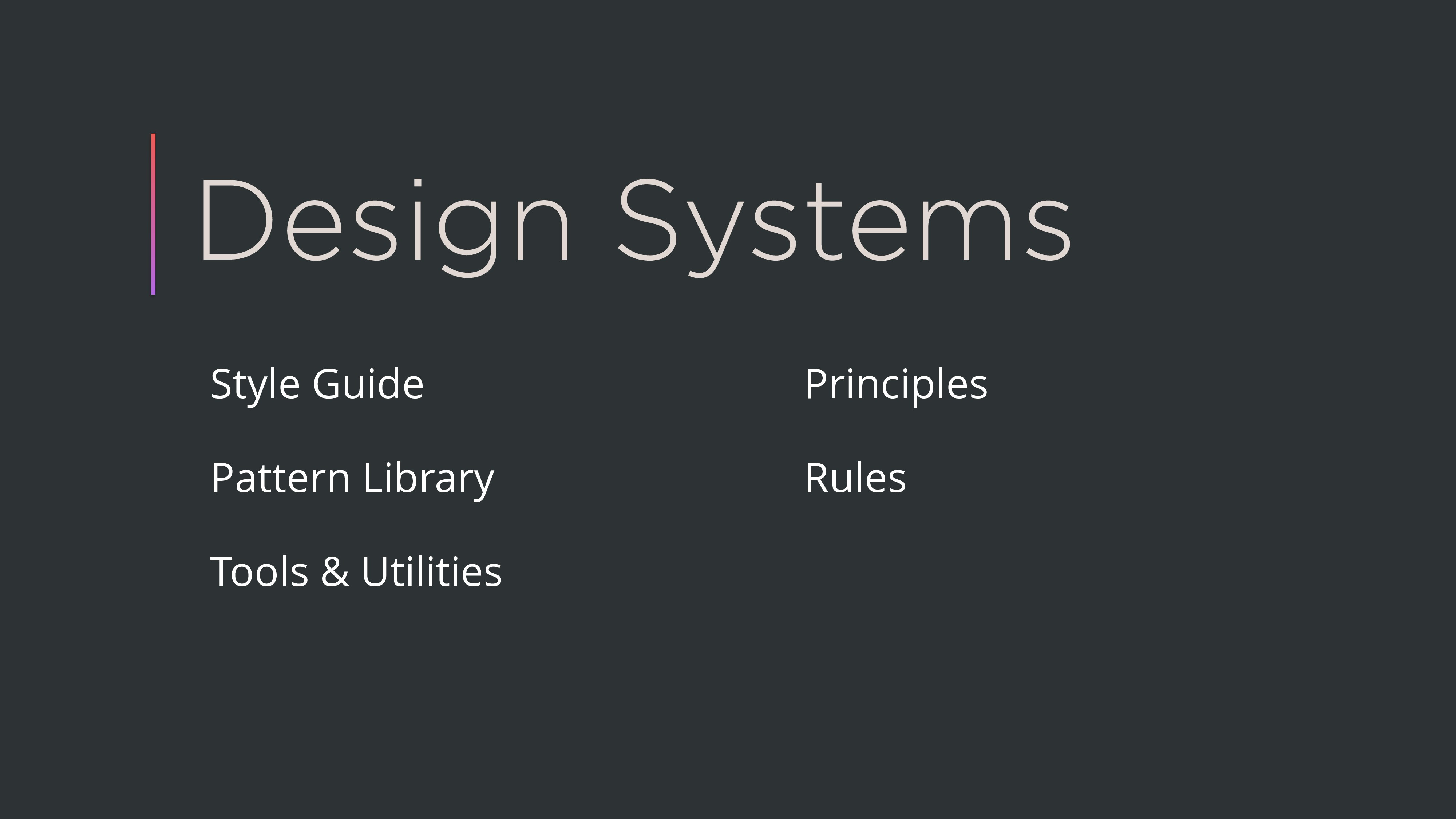 Design Systems Style Guide Pattern Library Tool...