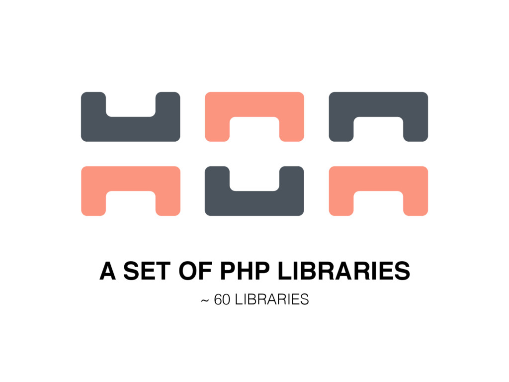 A SET OF PHP LIBRARIES ~ 60 LIBRARIES