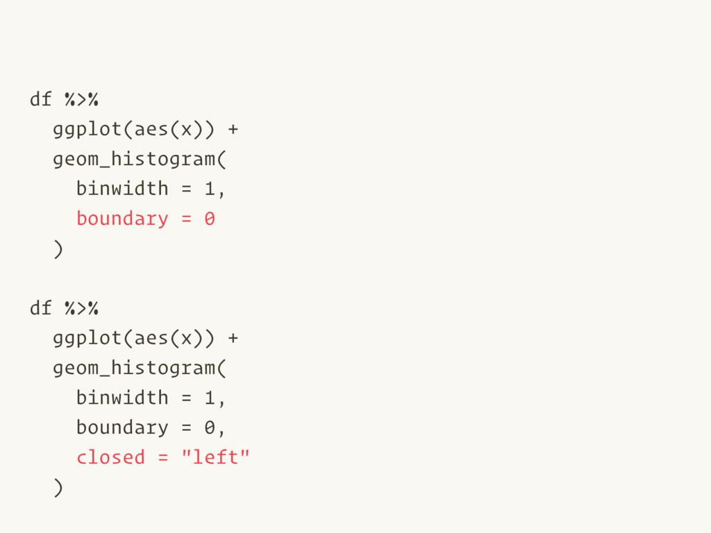 df %>% ggplot(aes(x)) + geom_histogram( binwidt...