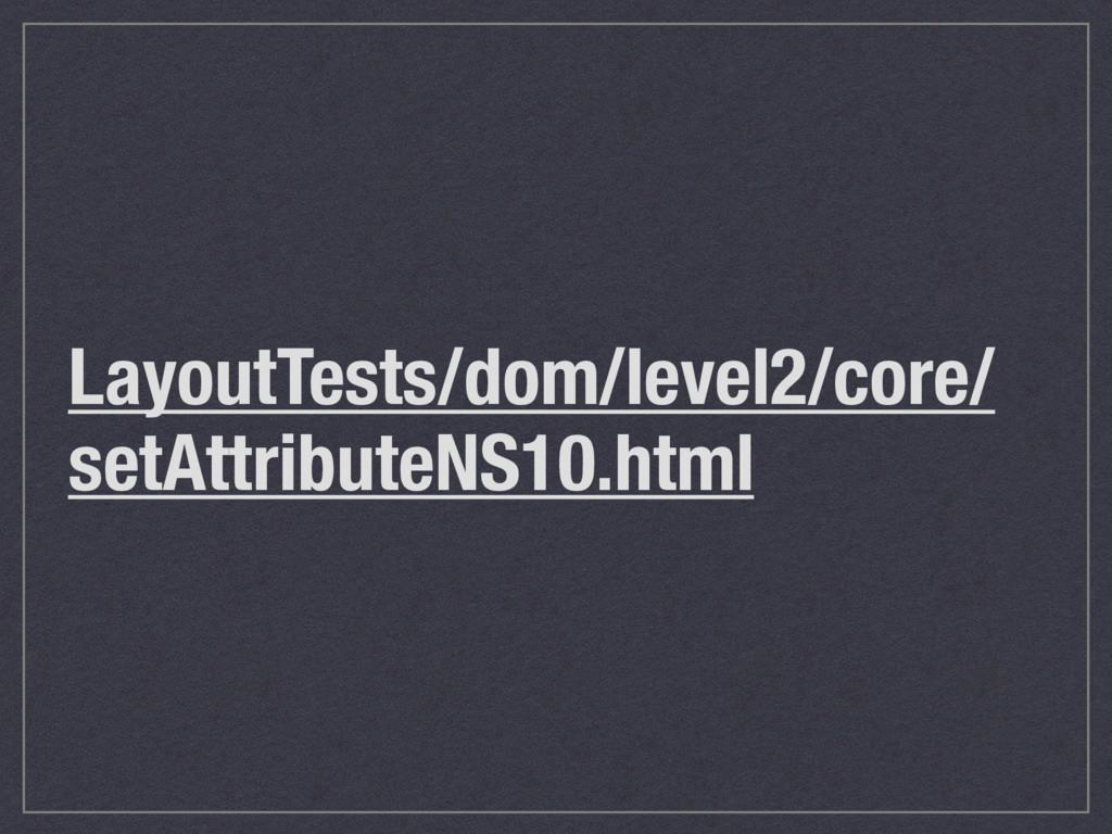 LayoutTests/dom/level2/core/ setAttributeNS10.h...