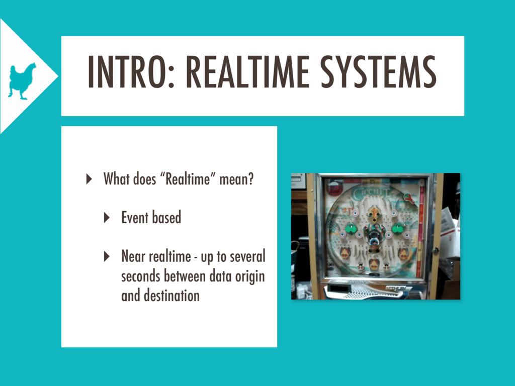 "INTRO: REALTIME SYSTEMS ‣ What does ""Realtime"" ..."