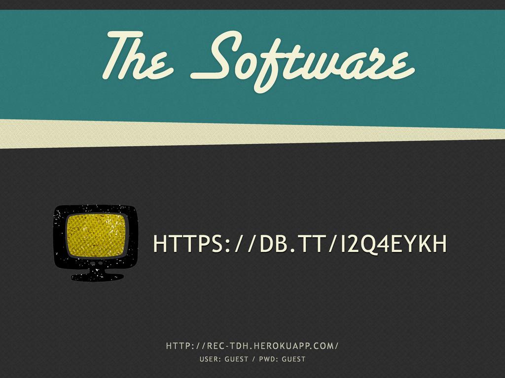 The Software HTTPS://DB.TT/I2Q4EYKH HTTP://REC-...