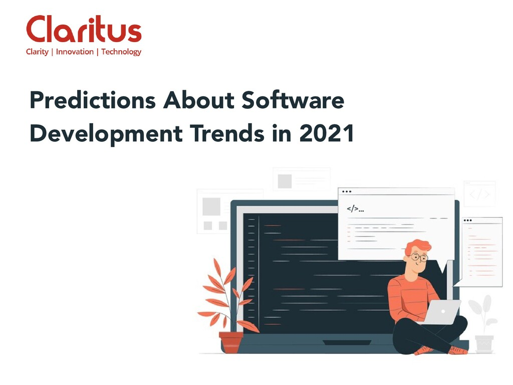 Predictions About Software Development Trends i...