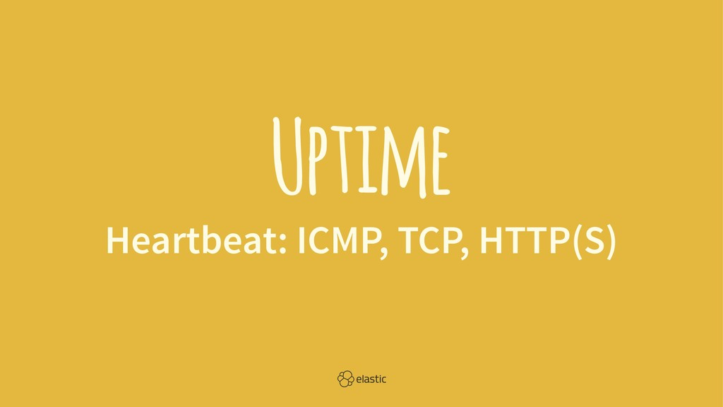 Uptime Heartbeat: ICMP, TCP, HTTP(S)