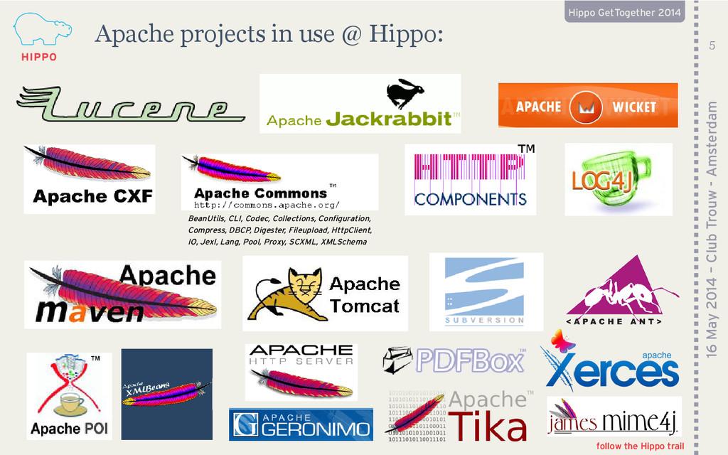 follow the Hippo trail 5 16 May 2014 – Club Tro...
