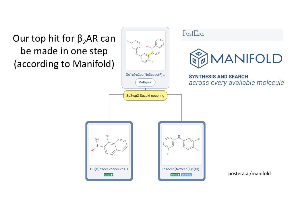 postera.ai/manifold Our top hit for β2 AR can b...