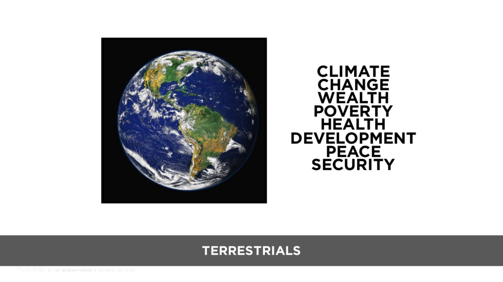 CLIMATE CHANGE WEALTH POVERTY HEALTH DEVELOPMEN...