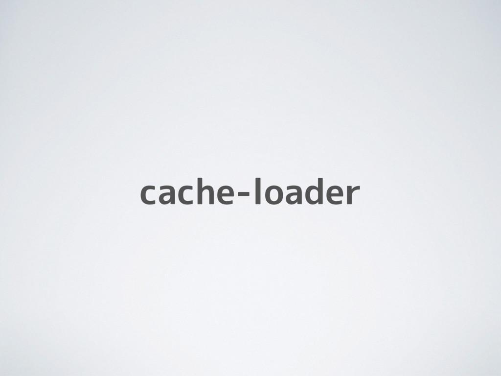 cache-loader